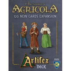 Agricola Hobby Deck 1 - Artifex (Inglés)