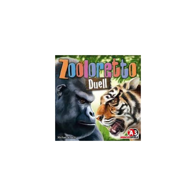 Zooloretto Duell (Inglés)