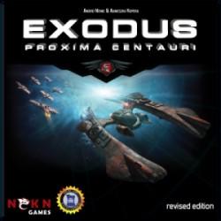 Exodus: Proxima Centauri - Revised Edition (Inglés)