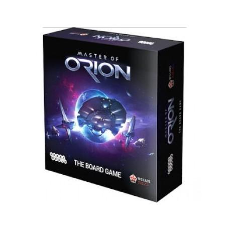 Master of Orion Board Game (Inglés)