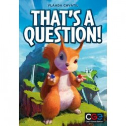 That's a Question! (Inglés)