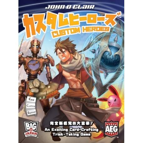 Custom Heroes (Inglés)