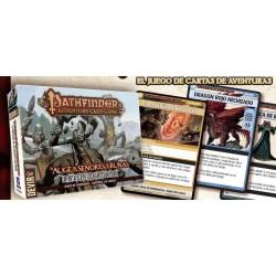 Pathfinder: el juego de cartas -La fortaleza de los Gigantes de Piedra