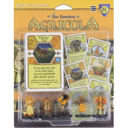 Agricola: Yellow Expansion (Inglés)