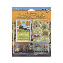 Agricola: Blue Expansion (Inglés)