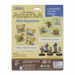 Agricola: Blue Expansion (Inglés)