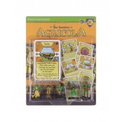 Agricola: Green Expansion (Inglés)