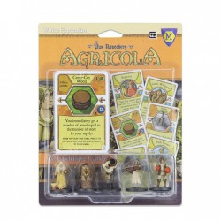 Agricola: White Expansion (Inglés)