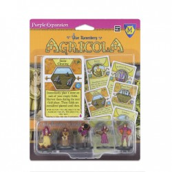 Agricola: Purple Expansion (Inglés)