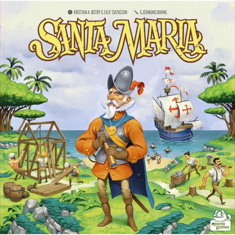SANTA MARIA (Inglés)