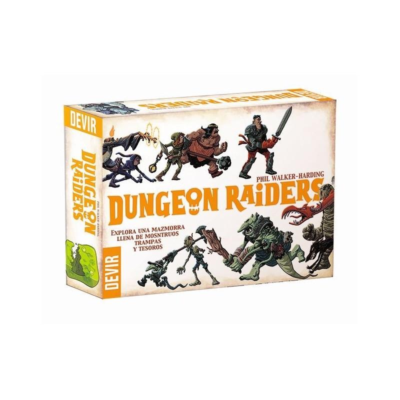 DUNGEON RAIDERS (Nueva Edición)