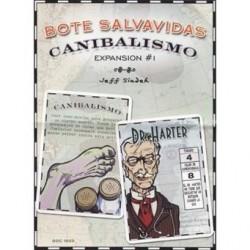 Bote Salvavidas 2ª Edición: CANIBALISMO - JCNC