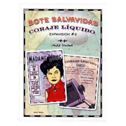 Bote Salvavidas 2ª Edición: Coraje liquido