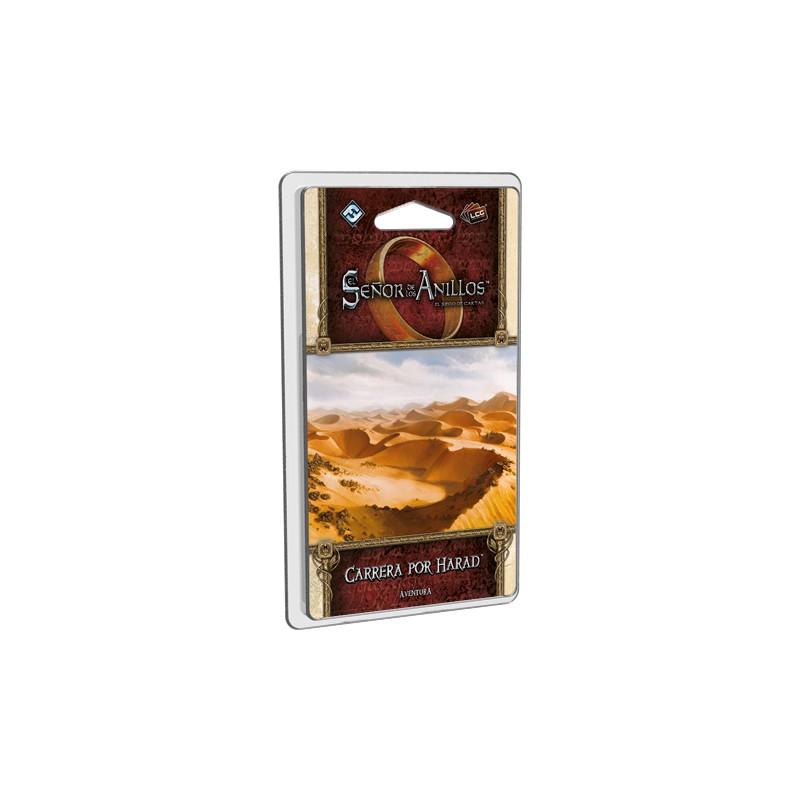 El Señor de los Anillos: el juego de cartas - Carrera por Harad