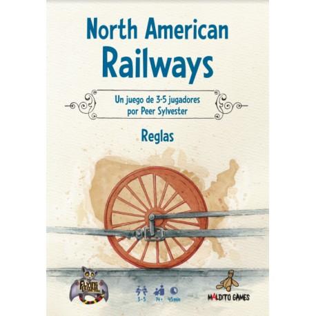North American Railways (Edición en Español)