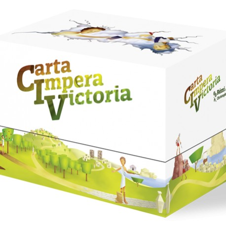 [Pre-Venta] Carta Impera Victoria