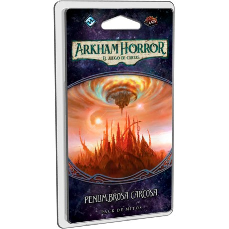 [Pre-Venta] Arkham Horror El juego de cartas Campaña El camino a Carcosa - Penumbrosa Carcosa