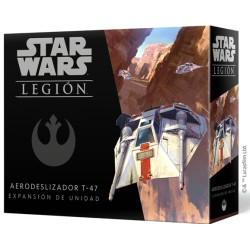 [Pre-Venta] Star Wars Legión - Aerodeslizador T-47