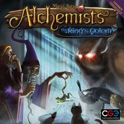 Alchemists: The King's Golem (Inglés)