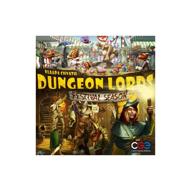 Dungeon Lords: Festival Season (Inglés)