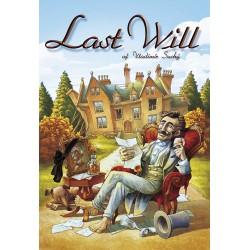 Last Will (Inglés)