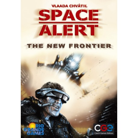 Space Alert (Inglés)