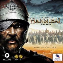 Anibal y Amilcar - Roma contra Cartago Edición 20 Aniversario (Hannibal & Hamilcar)