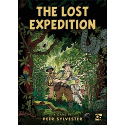 The Lost Expedition - A GAME OF SURVIVAL IN THE AMAZON (Inglés)