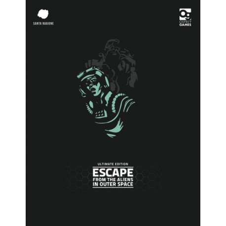 Escape from the Aliens in Outer Space (Inglés)