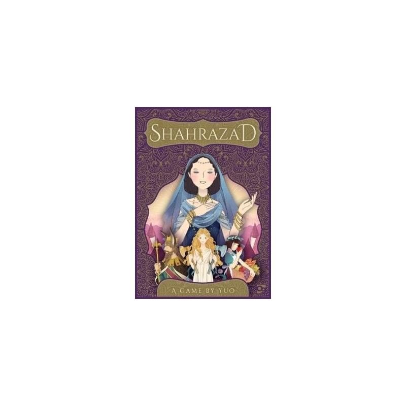 Shahrazad (Inglés)