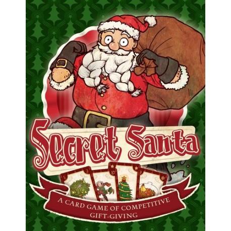 Secret Santa (Inglés)