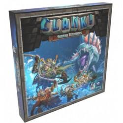 Clank! - Sunken Treasures (Inglés)