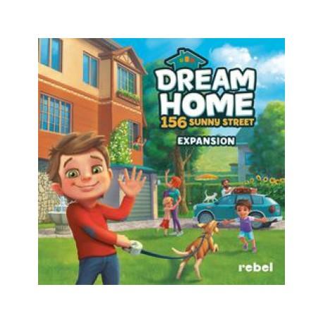 Dream Home: 156 Sunny Street (Inglés)