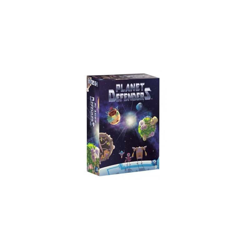 Planet Defenders (Inglés)