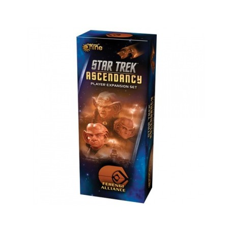 Star Trek: Ascendancy - Ferengi Alliance (Inglés)
