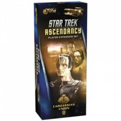 Star Trek: Ascendancy - Cardassian Union Expansion (Inglés)