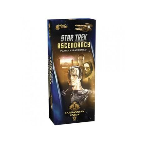Star Trek: Ascendancy - Cardassian Union Expansion (Inglés)