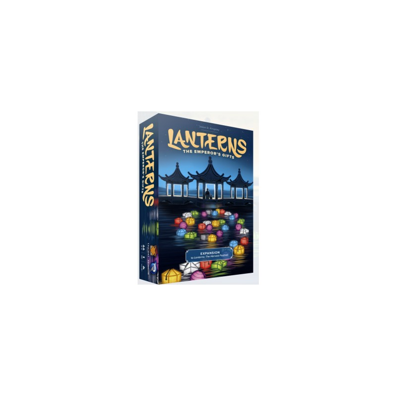 Lanterns: The Emperor's Gifts (Inglés)