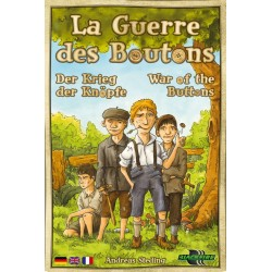 War of the Buttons (Inglés)