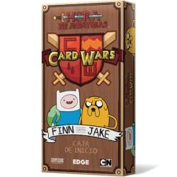 Hora de Aventuras: Card Wars - Finn contra Jake