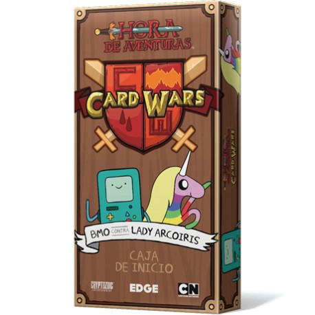 Hora de Aventuras: Card Wars - BMO contra Lady Arcoíris