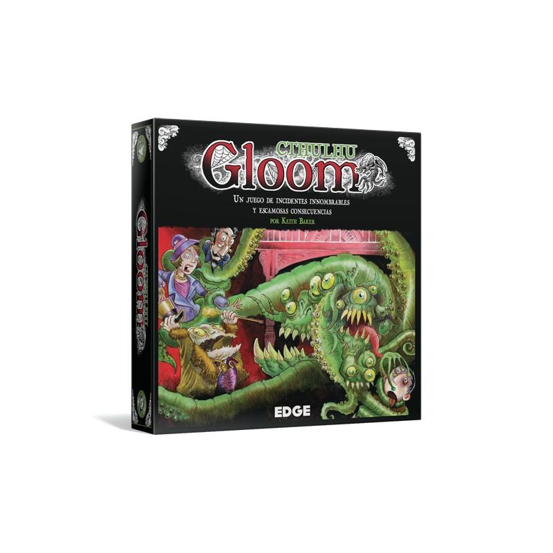 [Pre-Venta 27/04] Gloom - Cthulhu Gloom (Segunda Edición)