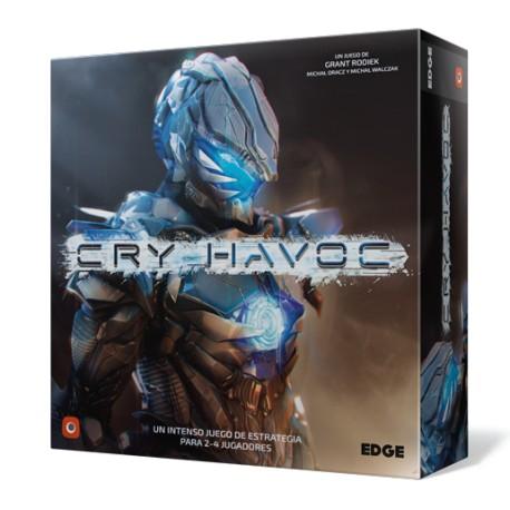[Pre-Venta 27/04] Cry Havoc