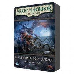 Arkham Horror El juego de cartas - Los laberintos de la demencia