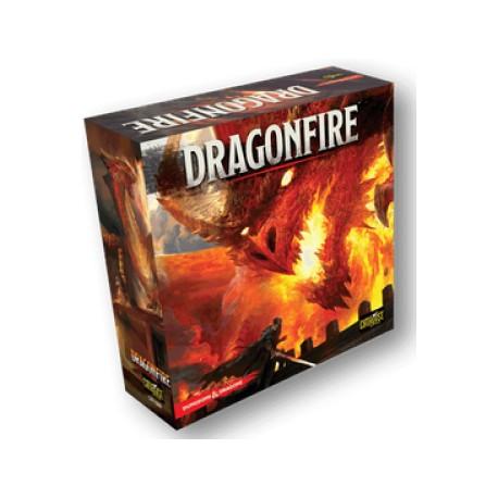 Dragonfire (Inglés)