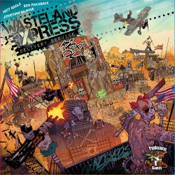 Wasteland Express Delivery Service (Inglés)