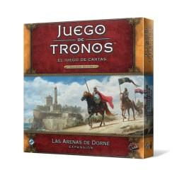 [Pre-venta 06/04] Juego de Tronos: el juego de cartas - Las Arenas de Dorne