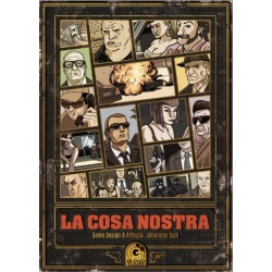 La Cosa Nostra (Inglés)