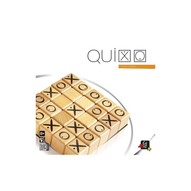Quixo (Multi-idioma)
