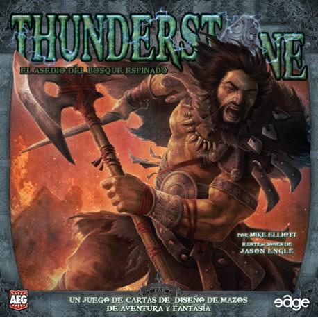 Thunderstone - El Asedio del Bosque Espinado